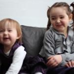 Freya og Clara