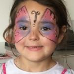Freya som sommerfugl