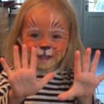 Clara som farlig tiger