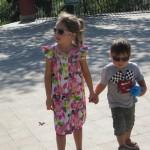 Freya og Liam